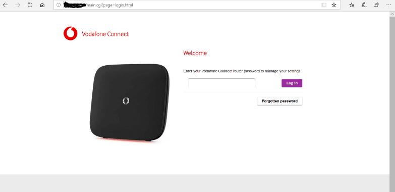 Voda phone fraud